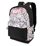 Marvel Brick-Mochila HS